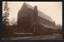 Southall. St John's Church by WHA # 2819.