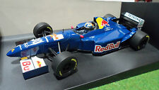 F1 SAUBER FORD C14 FRENTZEN # 30 RED BULL au 1/18 MINICHAMPS 511951830 voiture
