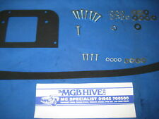 MG    NEW MGB PEDAL 1962-76 PEDAL BOX GASKETS AND FITTING KIT  XY12 OA25
