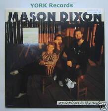 MASON DIXON - Exception To The Rule - Ex Con LP Record