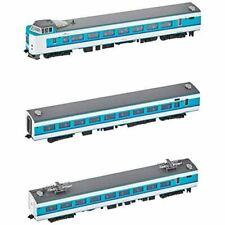 "KATO N Scale Series 381 ""Super Kuroshio"" (renewal formation) 3-car 10-1642 New"
