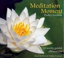 Dudley Evenson - Meditation Moment [New CD]