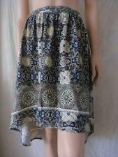 Paisley Peasant, Boho Machine Washable Skirts for Women