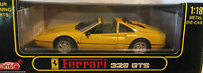 FERRARI 328 GTS YELLOW BY ANSON OLD RELEASE 1:18 BRAND NEW IN BOX MINT CONDITION
