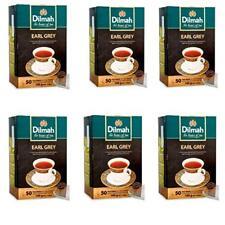 Dilmah Earl Grey Tea 300 Tea Bags- Finest Ceylon Black Tea with Bergamot Flavor