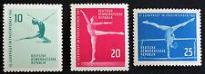 Timbre RDA Stamp - Yvert et Tellier n°546 et 548 n** (Cyn19)