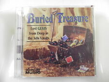 Buried Treasure Lost Gems from Deep in the 60's Vaults by Various Artists CD NEW