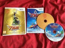 La Leyenda de Zelda Skyward Sword * Limited Edition * - NINTENDO Wii Juego