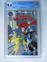 Superman Adventures #1 CGC 9.4 Animated Series Bruce Timm