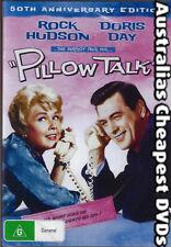 Pillow Talk DVD NEW, FREE POSTAGE WITHIN AUSTRALIA REGION ALL
