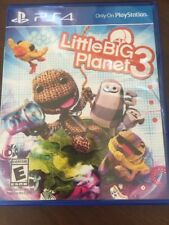 Little Big Planet 3 - PlayStation 4 Brand New Ps4 Games Sony New Open Box