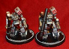 MechWarrior Miniature Fire For Effect MiningMech MOD-B Elite #72 Lot 2
