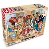 One Piece Adult Kid Difficult Hobby Jigsaw Puzzle DIY 1000 Pieces Break 29x20in