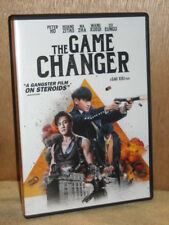 The Game Changer (DVD, 2017) Ja-Hyeon Chu Peter Ho Zitao Huang