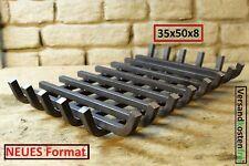Feuerbock 50x35x8 -- Ofen Rost Gartenkamin / Grill Einsatz --Massiv und Genial--