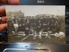 More details for llandudno  band    edwardian real photo postcard
