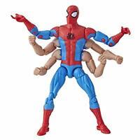 "Spider-Man Legends Series 6"" Six-Arm Toy"