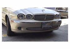 Jaguar X-Type Upper Mesh Grille Insert Style Chrome or Black 02-2007 models