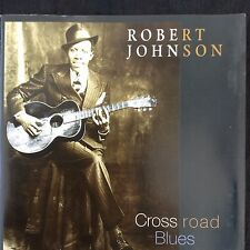 ROBERT JOHNSON: CROSS ROAD BLUES  CD  18 classic blues tracks