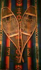 Vintage Antique Northeastern Snowshoes - From Quebec