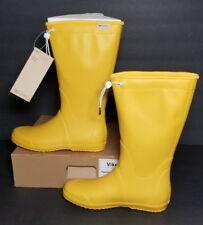TRETORN VIKEN WOMEN'S SIZE 9 RUBBER BOOTS NEW /BOX YELLOW 473108 07