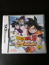 Dragon Ball Z: Goku Densetsu (Nintendo DS, 2007)