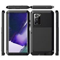 Tank Stoßfest Metall Heavy Duty Case Hülle für Samsung Galaxy Note 20 Ultra S20+