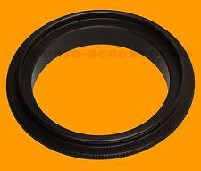 52mm Macro Reverse Adapter Ring for NIKON camera body F mount D3100 D5500 D7000