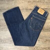 Vintage Levi's 517 Orange Tab Early 1980s Size 30x30 ~ Made in the USA
