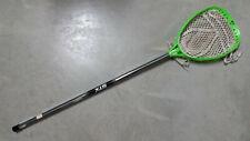 """Stx Mini Eclipse FiddleStx Neon Green Head Lacrosse Goalie Stick 35"""""""