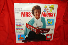 "Mrs. Miggsy - ""Under A Musical Mushroom"" - 'RARE LP'"