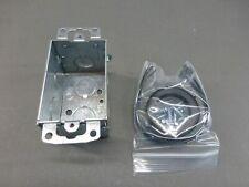 Steel City Metal Electrical Box New Surplus