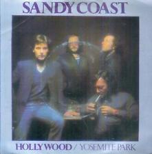 """7"""" Sandy Coast/Hollywood (NL)"""