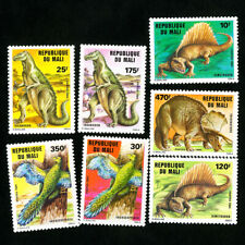 Mali Stamps # 504-10 VF Animals OG LH