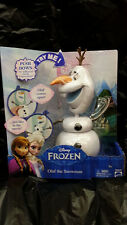 Disney Frozen Olaf The Snowman Toy Pull Apart Face Change Plastic Doll Must L@@K