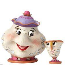 Enesco Disney Traditions Mrs. Potts and Chip Figurine