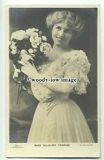 b3410 - Stage Actress - Ellaline Terriss - postcard