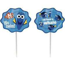 Finding Dory Cupcake Fun Pix 24 ct from Wilton #9367 - NEW