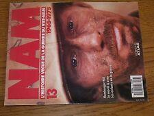 $$$ Fascicule Atlas Nam N°13 Hamburger HillMoral a zeroEnfants de la guerre