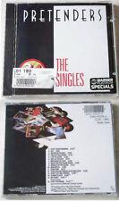 Pretenders The Singles... Warner PLATINUM Specials CD Top