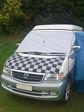 InsuScreen Mazda Bongo Insulated Van/Motorhome Windscreen Cover UV Protection