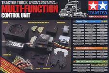 Tamiya 56511 1/14 RC Tractor Truck Multi-Function Control Unit MFC-01 Kit