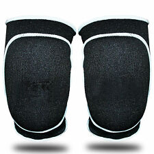 NEOPRENE ginocchiera Supporto MMA Pad Guardia Protettore Gel Sports Lavoro Schiuma