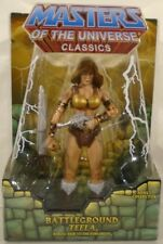 Masters Of The Universe Classics Battleground Teela Mattel MOC With Mailer