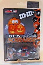 Ken Schrader 2002 Action 1/64 #36 M&M's Halloween Nascar Grand Prix Opening Hood