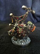 Warhammer 40k Ork Mek (oop metal) Painted