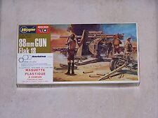 Maquette HASEGAWA 1/72ème 88mm GUN Flak 18