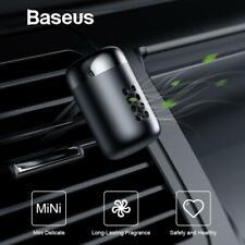 Baseus Mini Aroma Car Air Freshener Auto Outlet Vent Solid Perfume Black