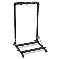 Gorilla 3-Way Multi Guitar Stand Foldable Acoustic Electric Bass Guitar Rack
