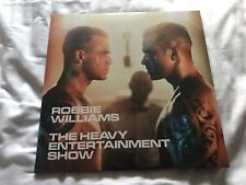 Robbie Williams The Heavy Entertainment Show Vinyl